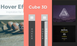 Round Up: 38 Neat CSS & JS Hover Effects