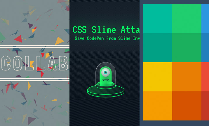 13 New CSS & JS Tuts & Experiments article