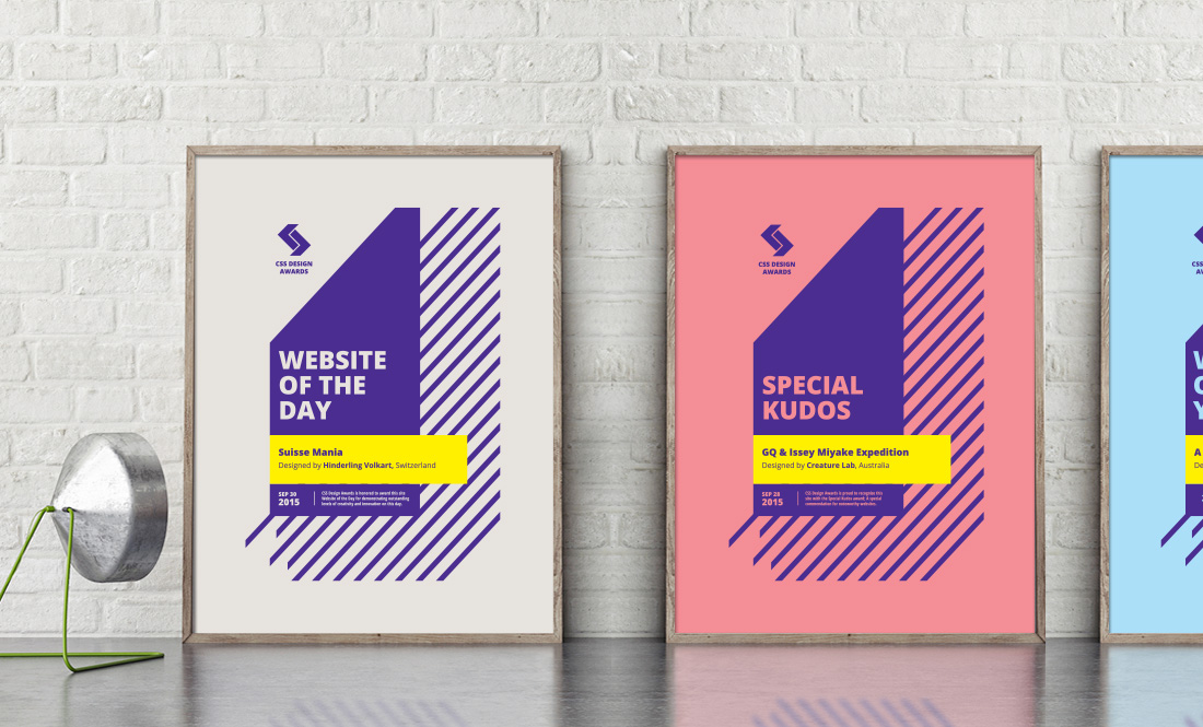 New 2015/16 Certificates By CSSDA & Apt!