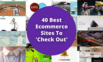 40 Best Ecommerce Sites To 'Check Out'