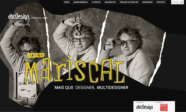 abcDesign Javier Mariscal