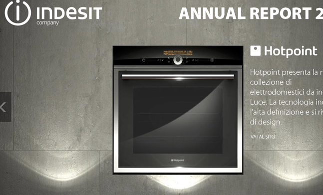 Indesit Company Annual Report