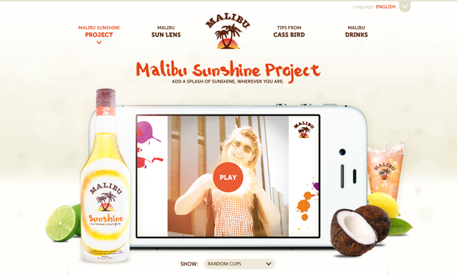 The Malibu Sunshine Project