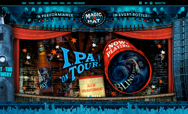 Magic Hat Brewing Co.