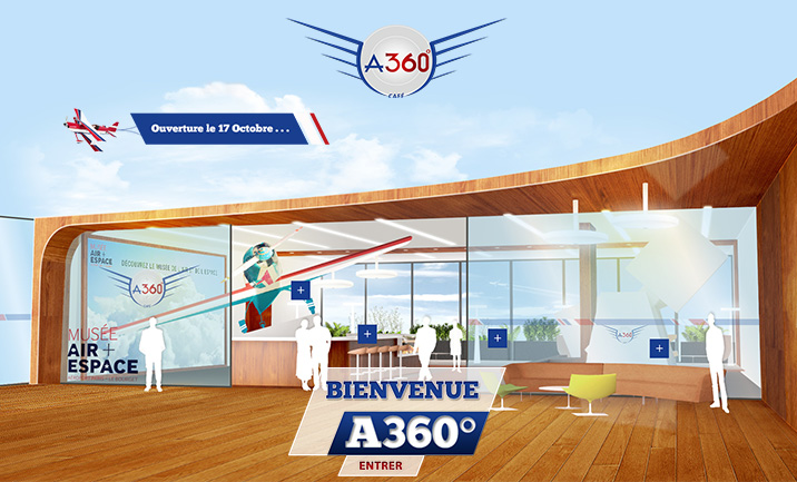 A 360° - CC Aeroville website