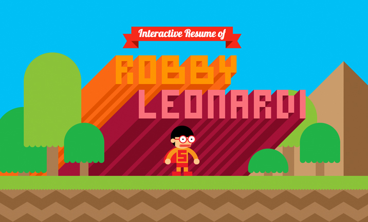 Robby Leonardi website