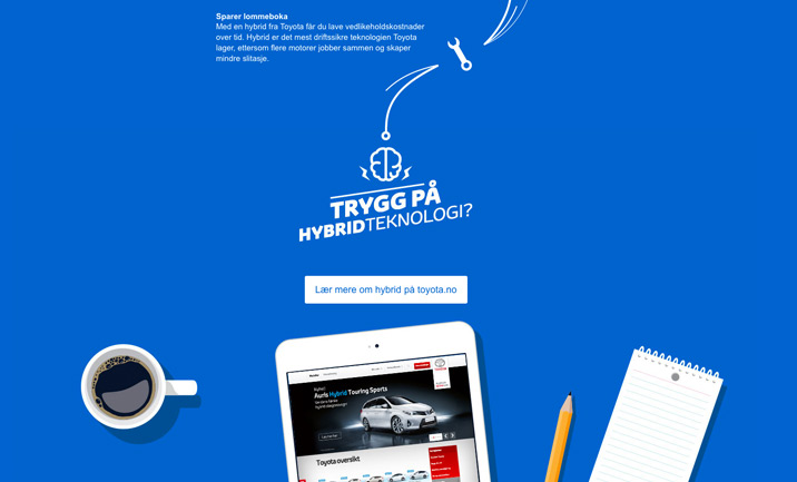 Try my Hybrid website