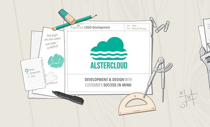 Alster Cloud website