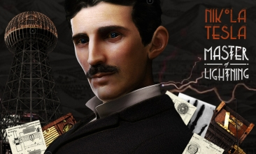 Nikola Tesla Tribute website