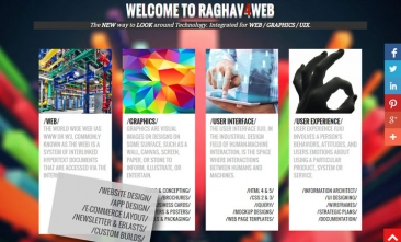 Welcome To Raghav4Web