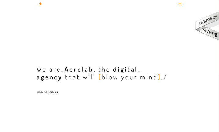Aerolab website