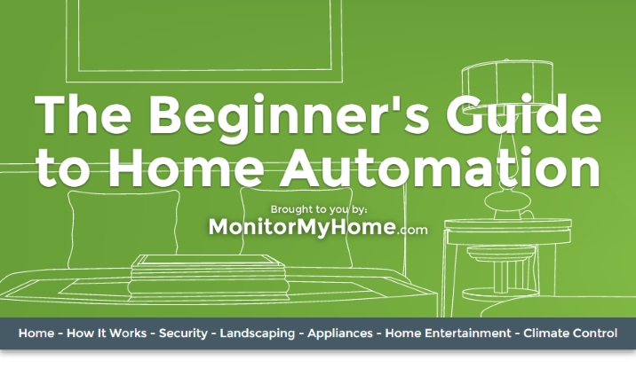 The Guide To Home Automation Website 7 40 Creative Design