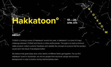 Hakkatoon° � Development Events