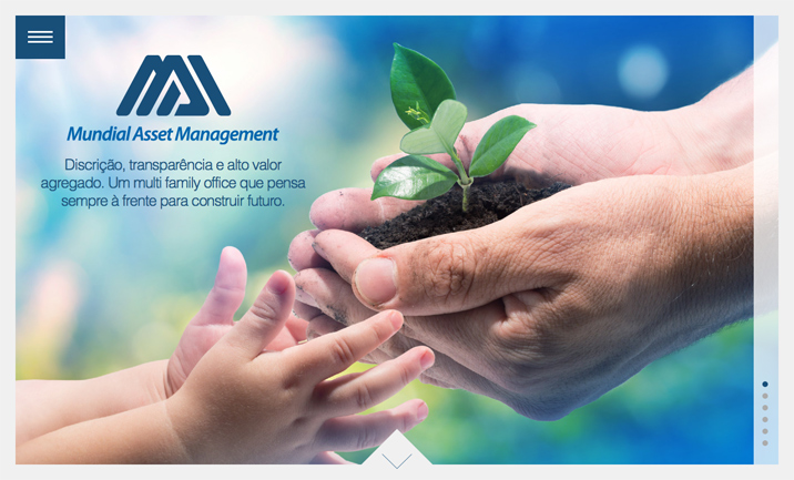 Mundial Asset Management website