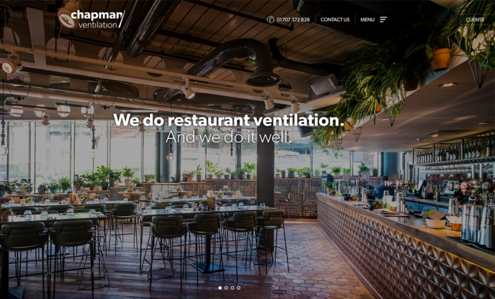 Chapman Ventilation website