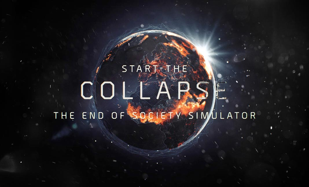 Collapse website