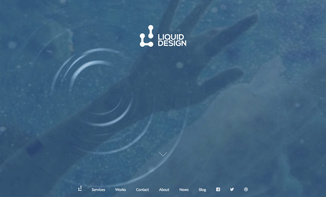LIQUID DESIGN Ltd. website