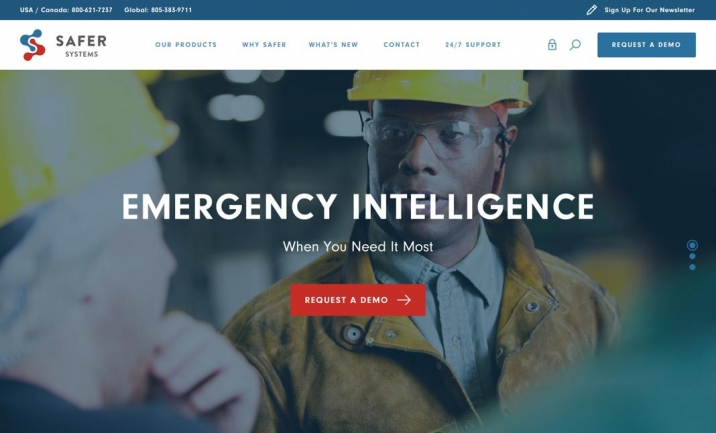Safer Systems website