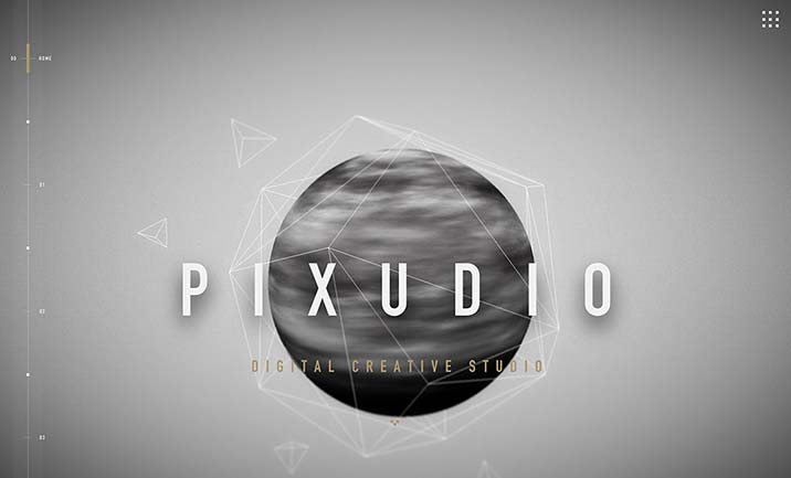 Pixudio website