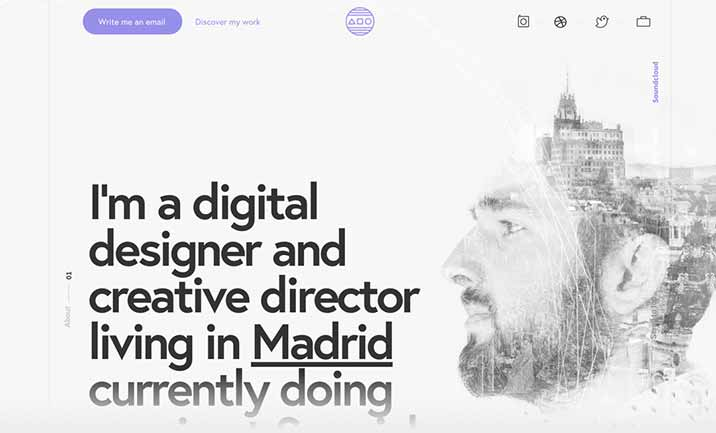 Joel Filipe Portfolio  website