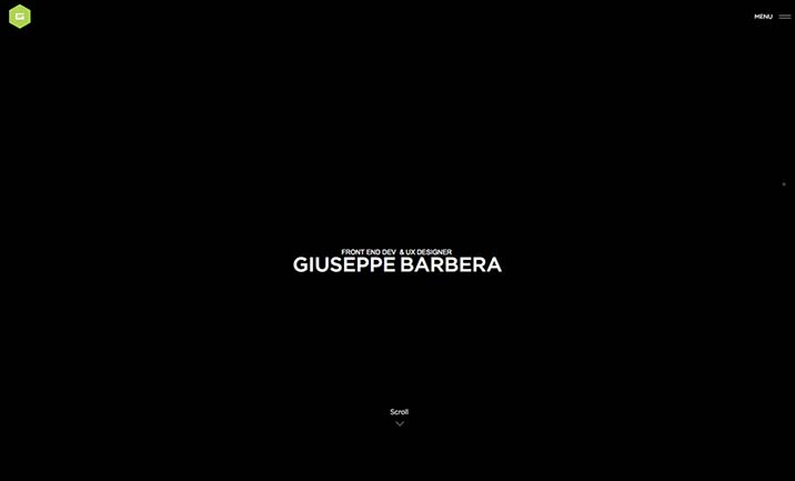 Giuseppe Barbera website