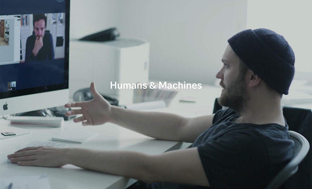 Humans & Machines website