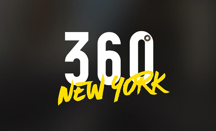 360 NYC website