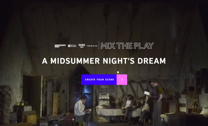 Mix The Play website