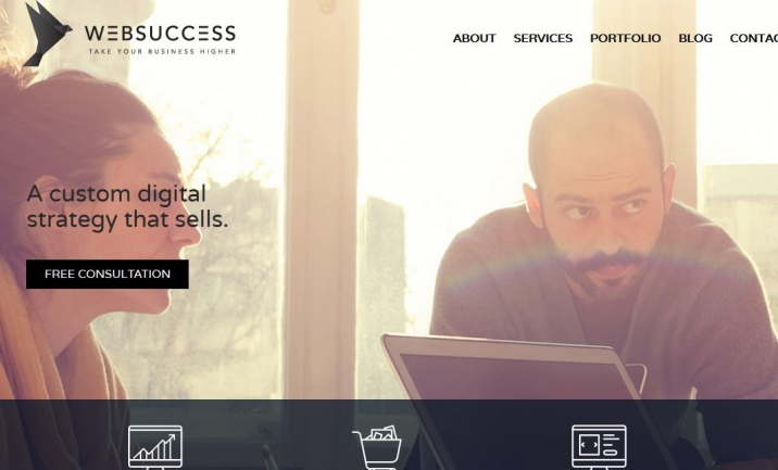 Websuccess Malta website