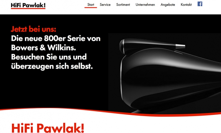 HiFi Pawlak! website
