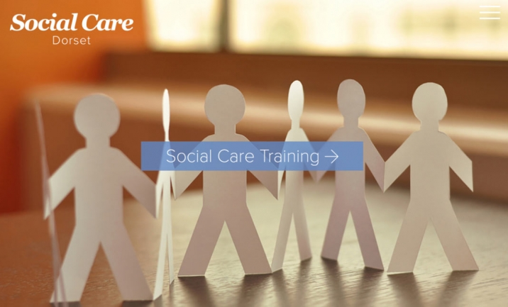 Social Care Dorset website