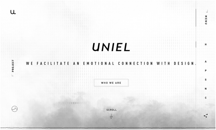 UNIEL ltd. Corporate Site website