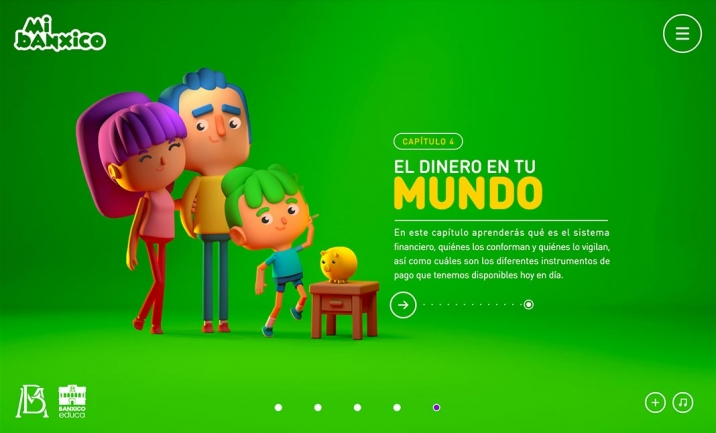 Mi Banxico website