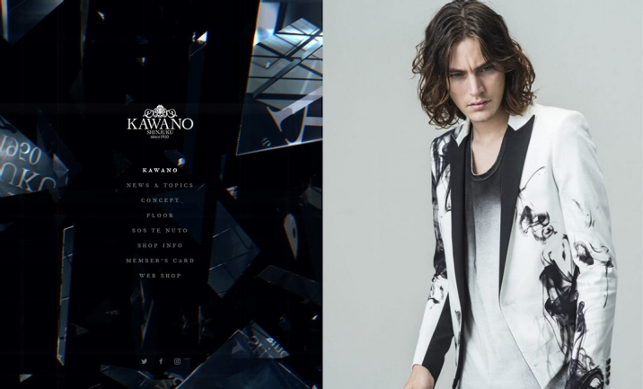 KAWANO website