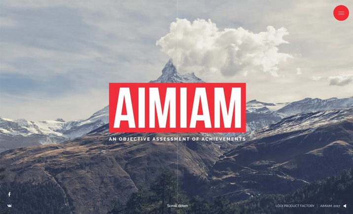 AIMIAM – An Objective Assessment website