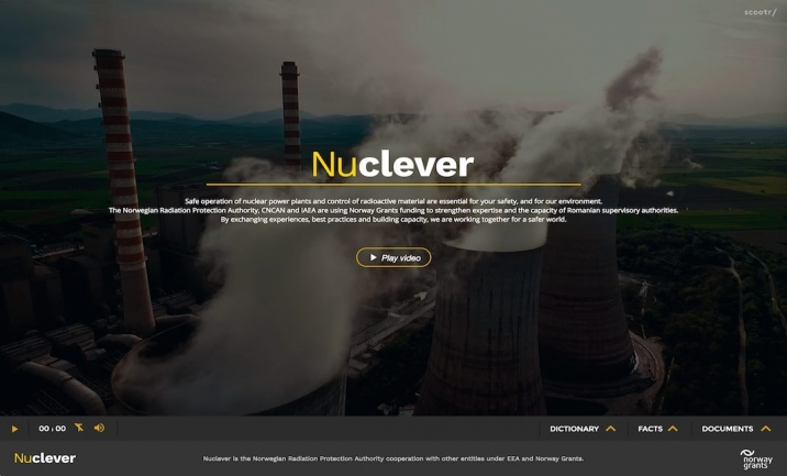 Nuclever website