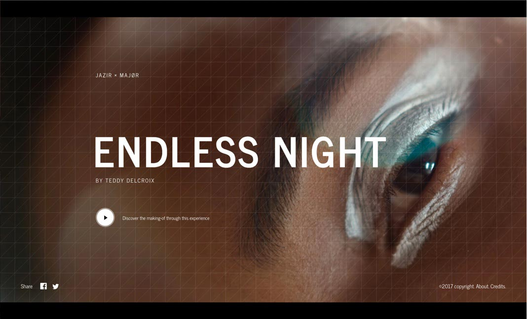 Endless Night website