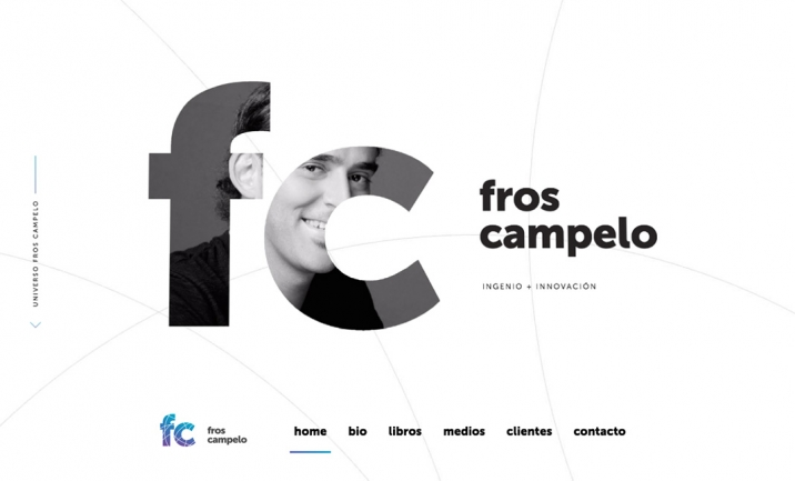 Fros Campelo website