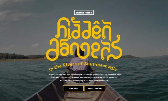 Hidden Dangers website