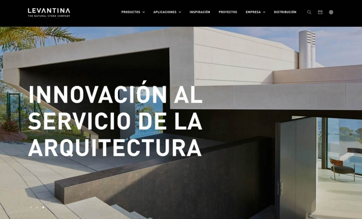 Levantina website