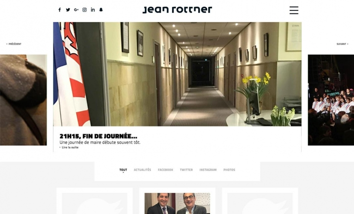 Jean Rottner website