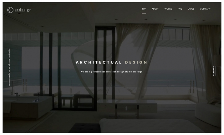 ardesign website