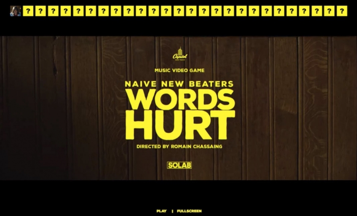 Words Hurt - The Movie  website