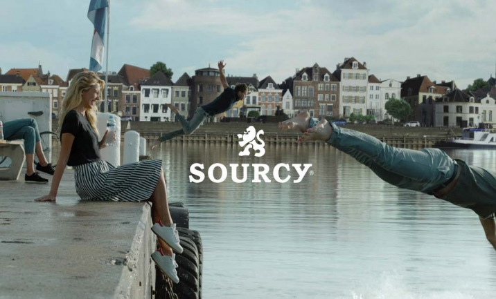Sourcy website