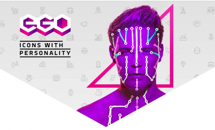 EGO Icons website