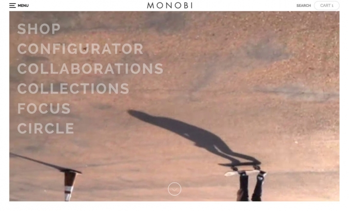 Monobi website