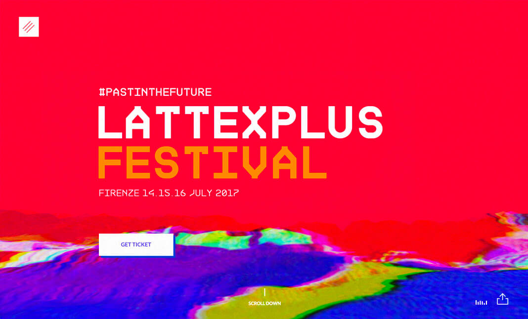 LattexPlus Festival website