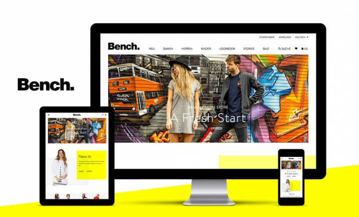 BENCH website