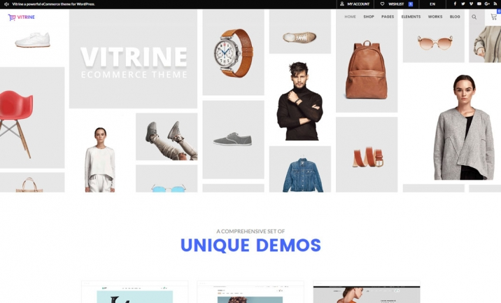 Ecommerce Websites - A Gallery of Ecommerce Site Designs via CSS ...