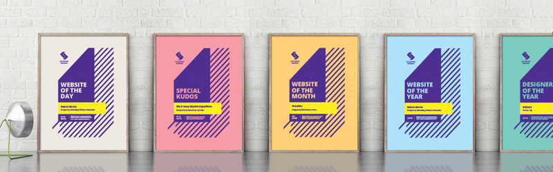 CSS Design Awards Certificates